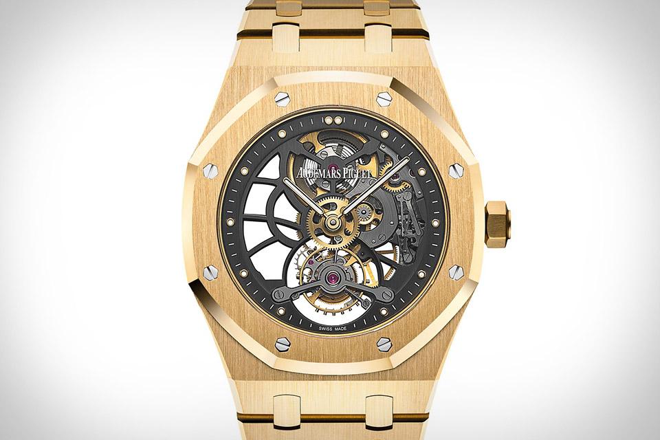 Audemars Piguet Royal Oak Tourbillon Extra-Thin Openworked Watch