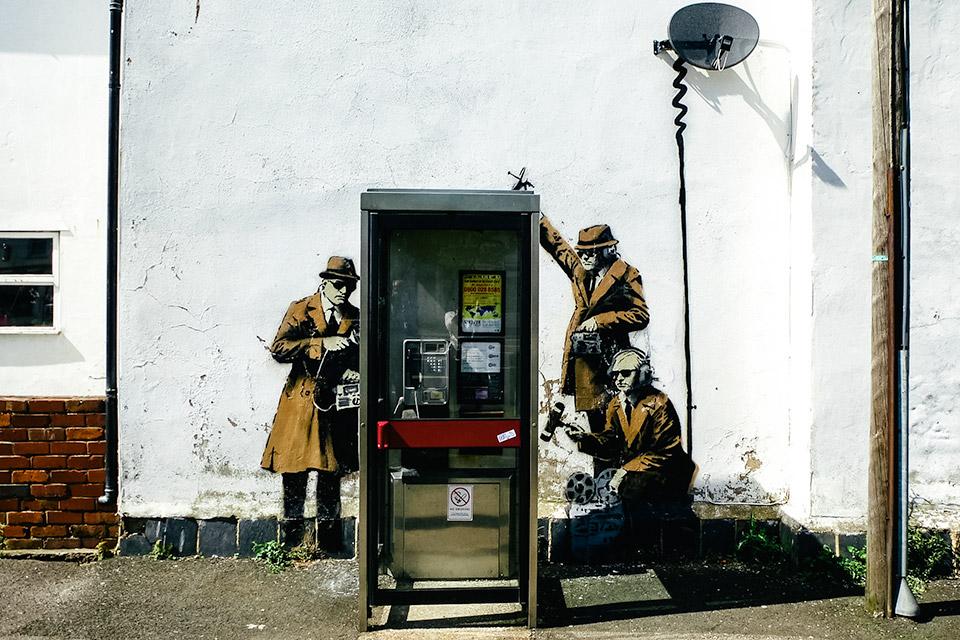 Banksy House