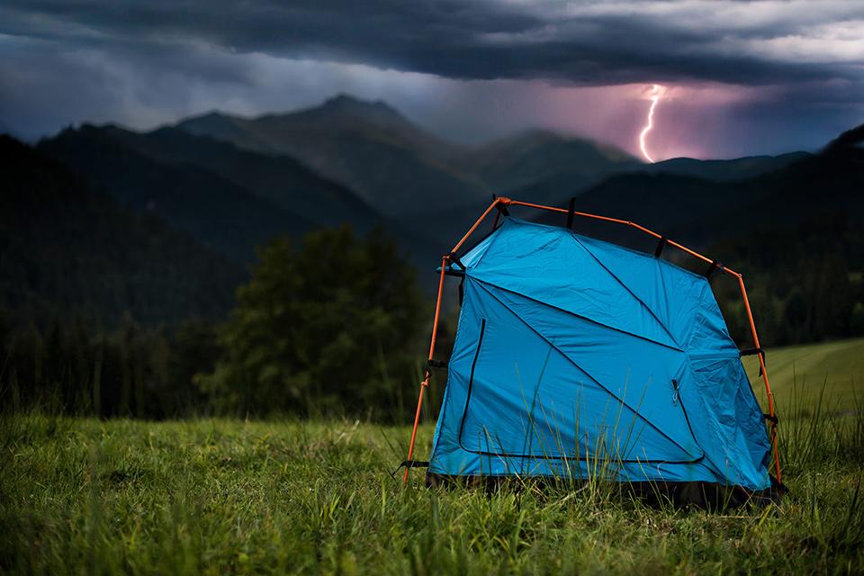 Bolt Lightning Protective Tent