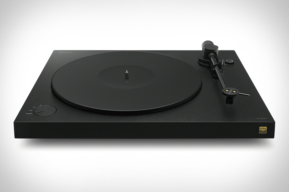 Sony Hi-Res USB Turntable