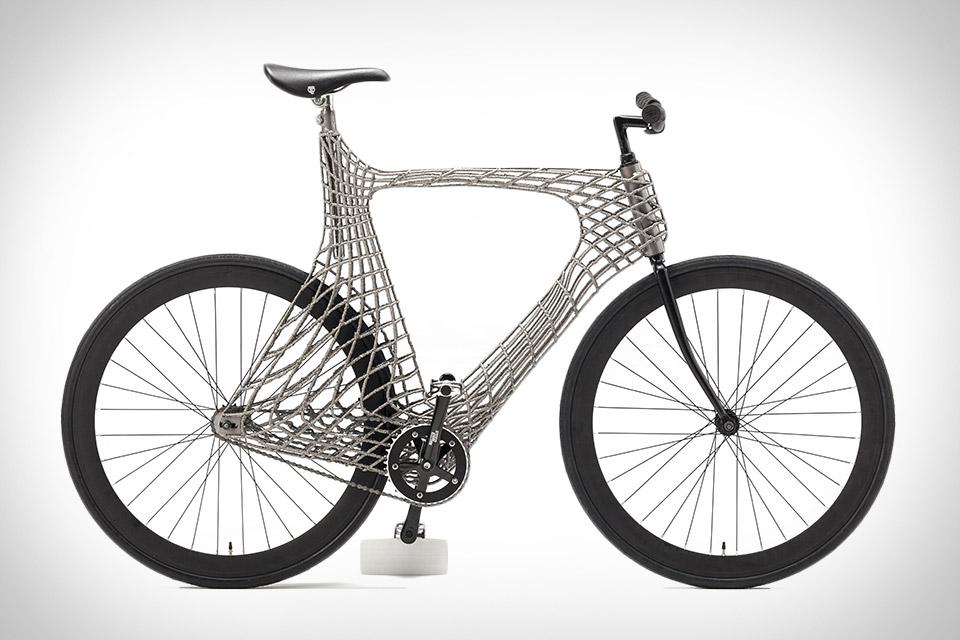 Arc 3D-Printed Bicycle