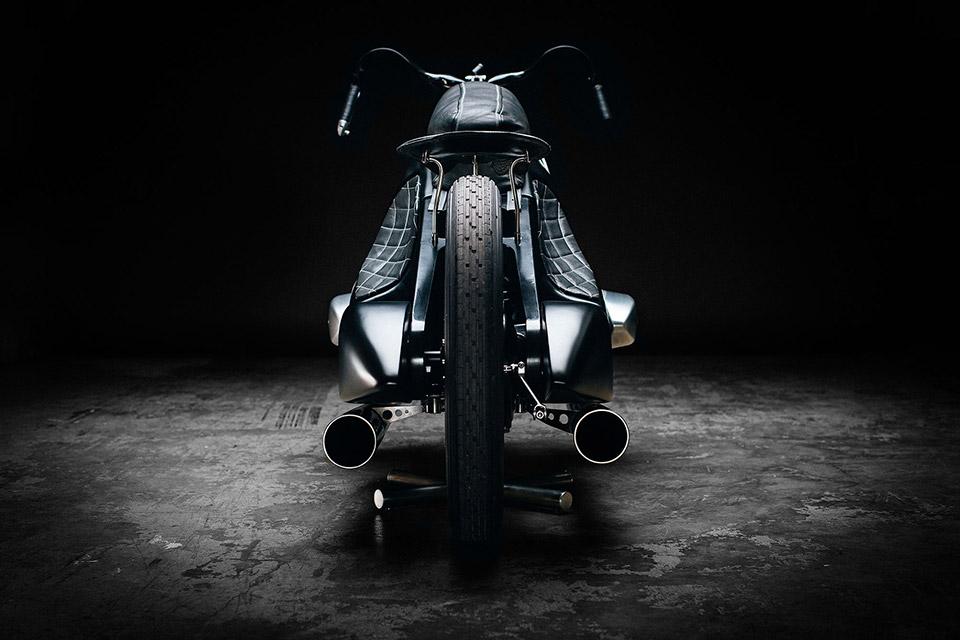 Revival BMW Landspeeder Motorcycle