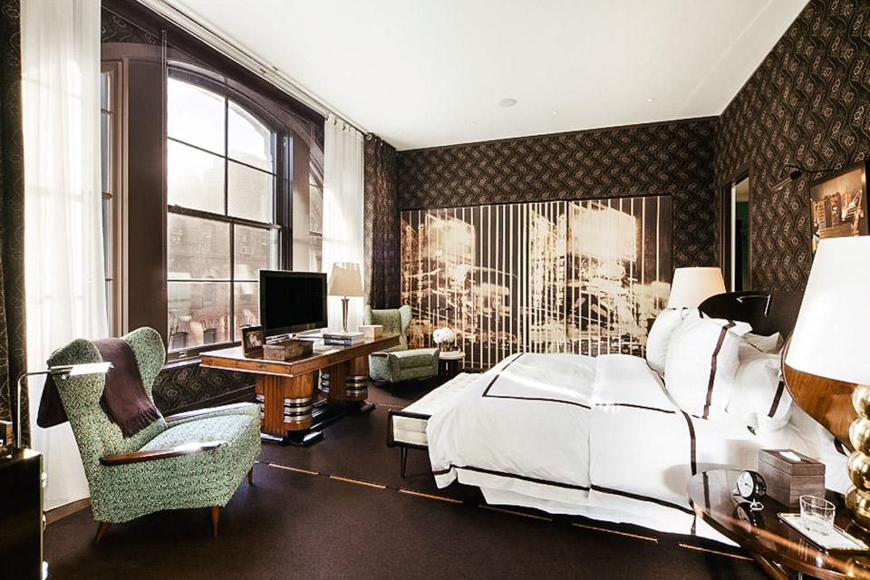 Mickey Drexler's Tribeca Loft