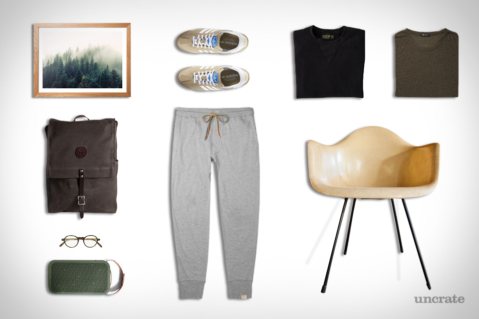 Garb: Home Office