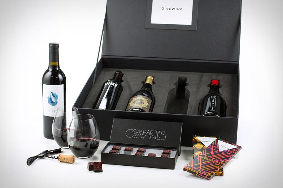 Give Wine