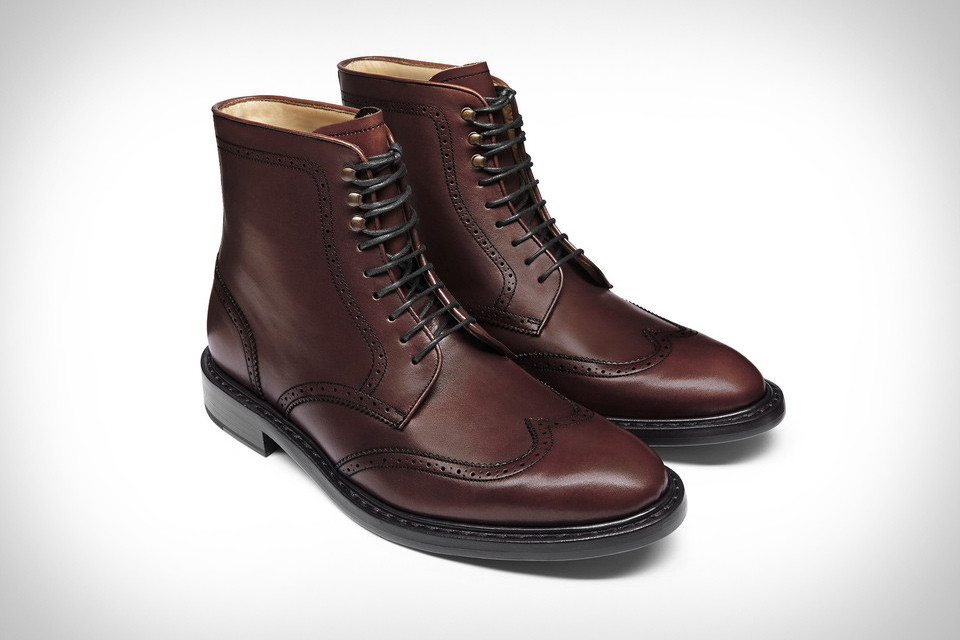 Jack Erwin Carter Boots