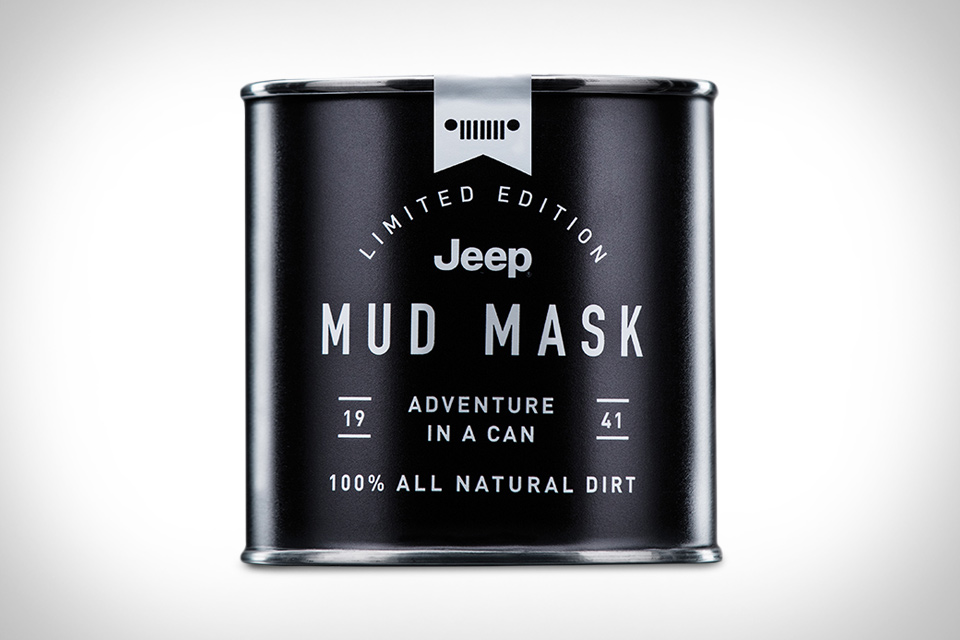 Jeep Mud Mask