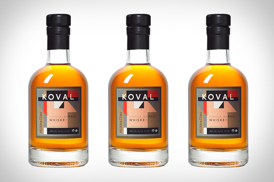 Koval x Mikkeller Single Barrel Whiskey