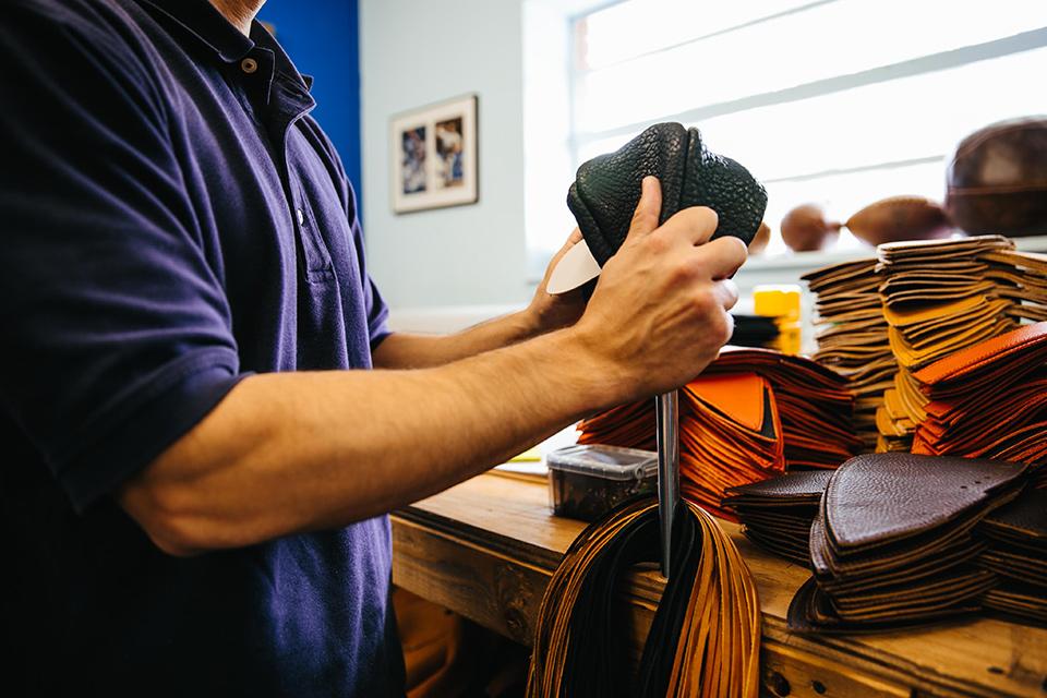Process: Leather Head