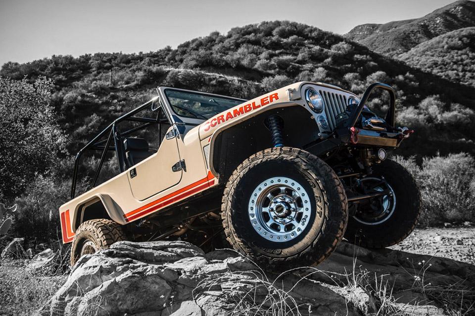 Legacy Jeep Scrambler