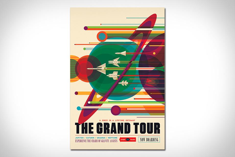 NASA Tourism Posters
