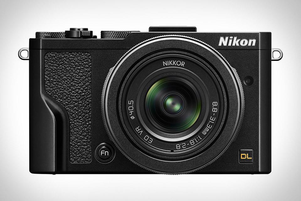 Nikon DL Cameras