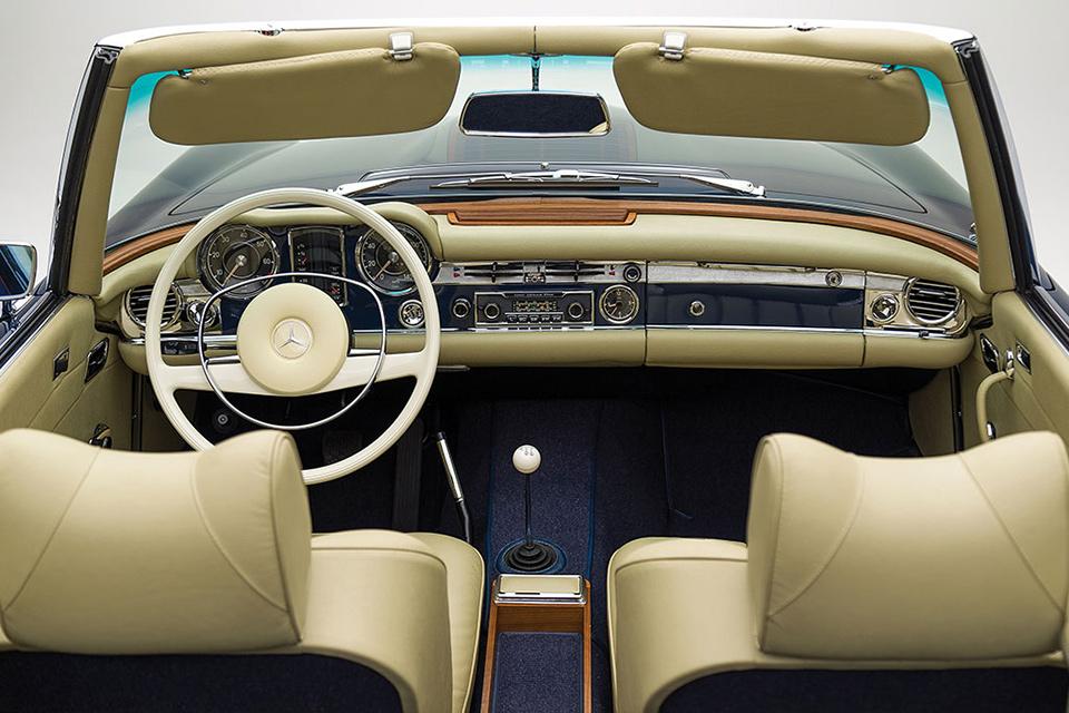 1968 Mercedes-Benz 280 SL Pagoda