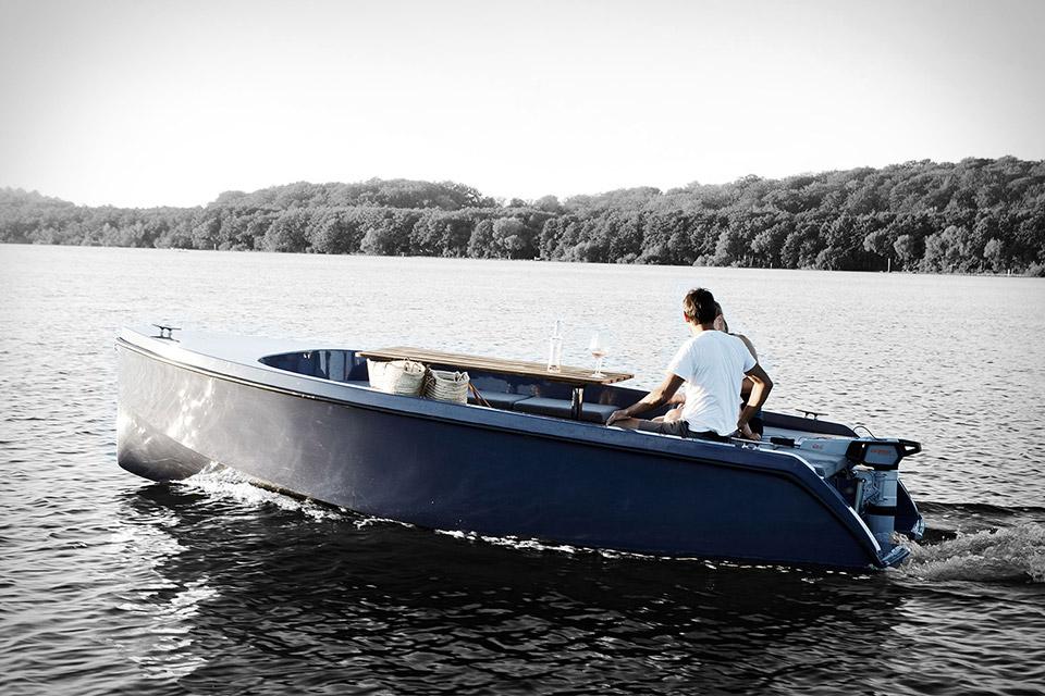 Rand Picnic Boat