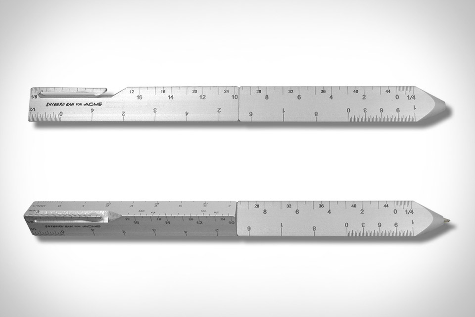 Scale Architect Pen