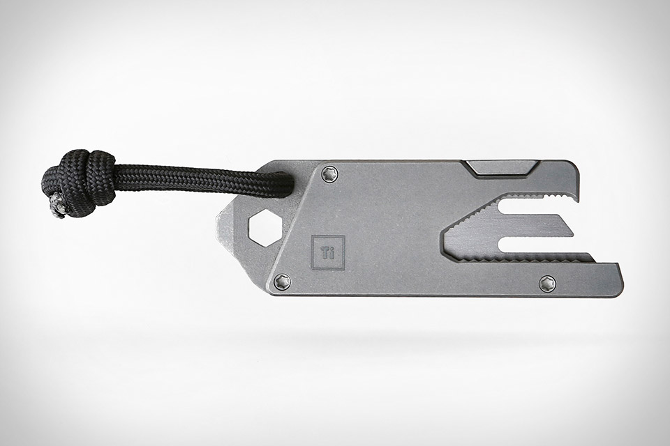 TPT Titanium Pocket Tool