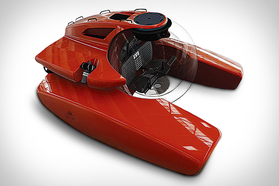 Triton 6600/2 Submarine