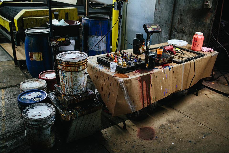 Process: Oak Street x Uncrate