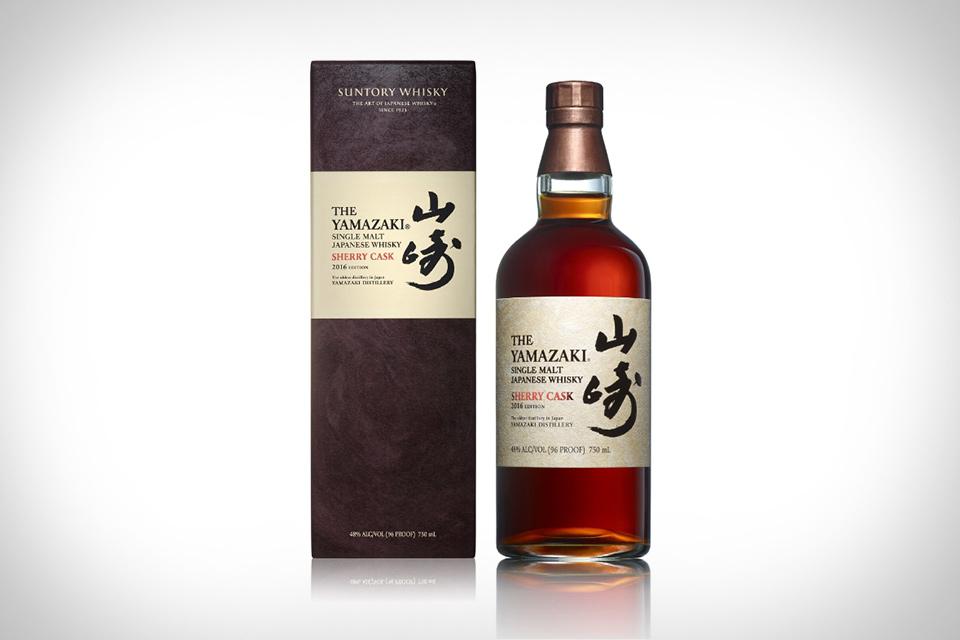 The Yamazaki Sherry Cask Whiskey