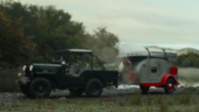 1953 Willys Jeep CJ-3B