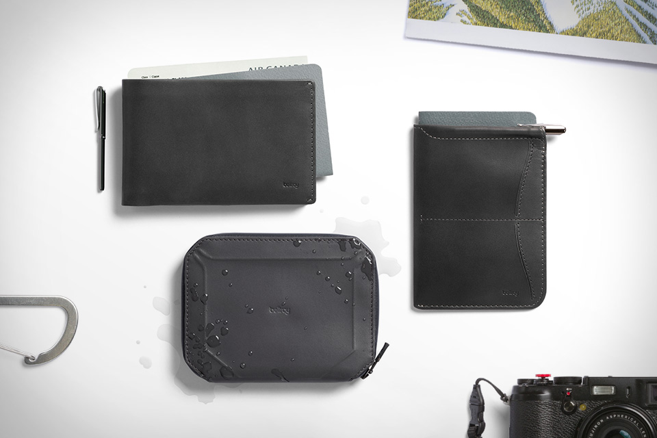 Bellroy Travel Collection