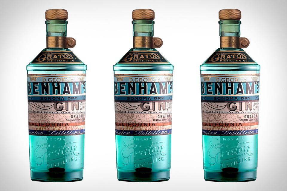 Benham's Dry Gin