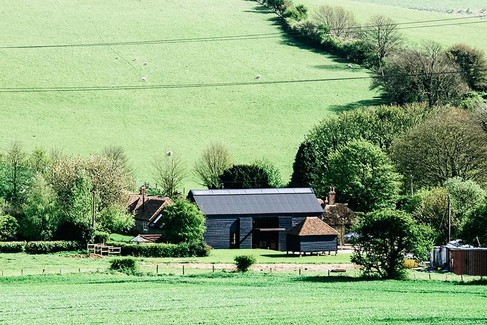 Black Barn Conversion