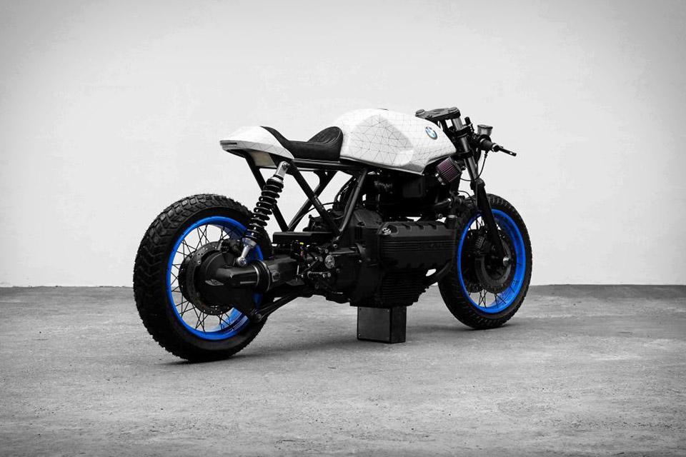 bmw k100 impuls k101 motorcycle | uncrate