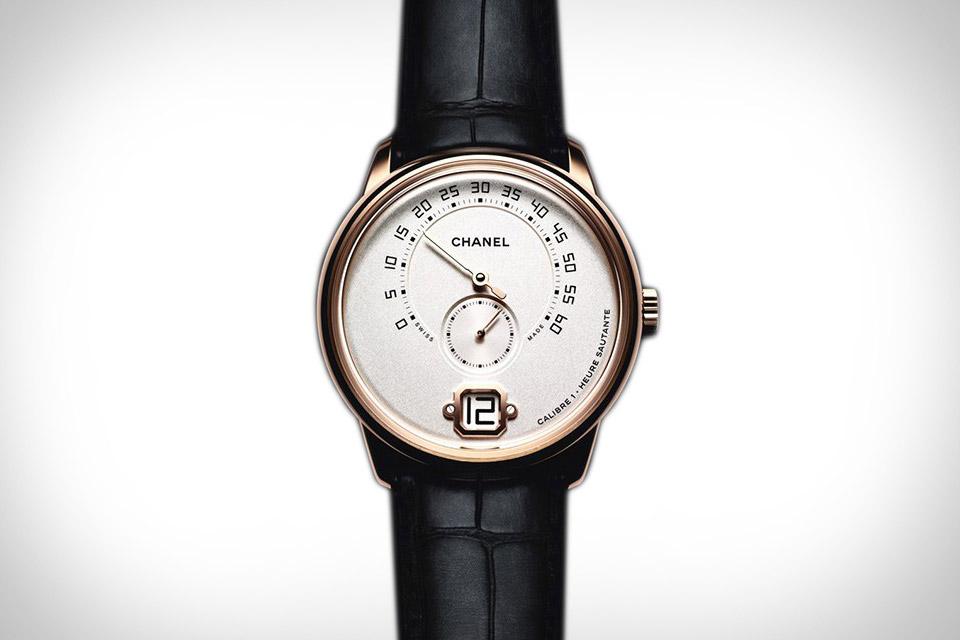 d1c272eab4bd3 Monsieur de Chanel Calibre 1 Watch
