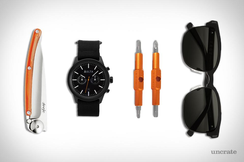 EDC: Clockwork Orange