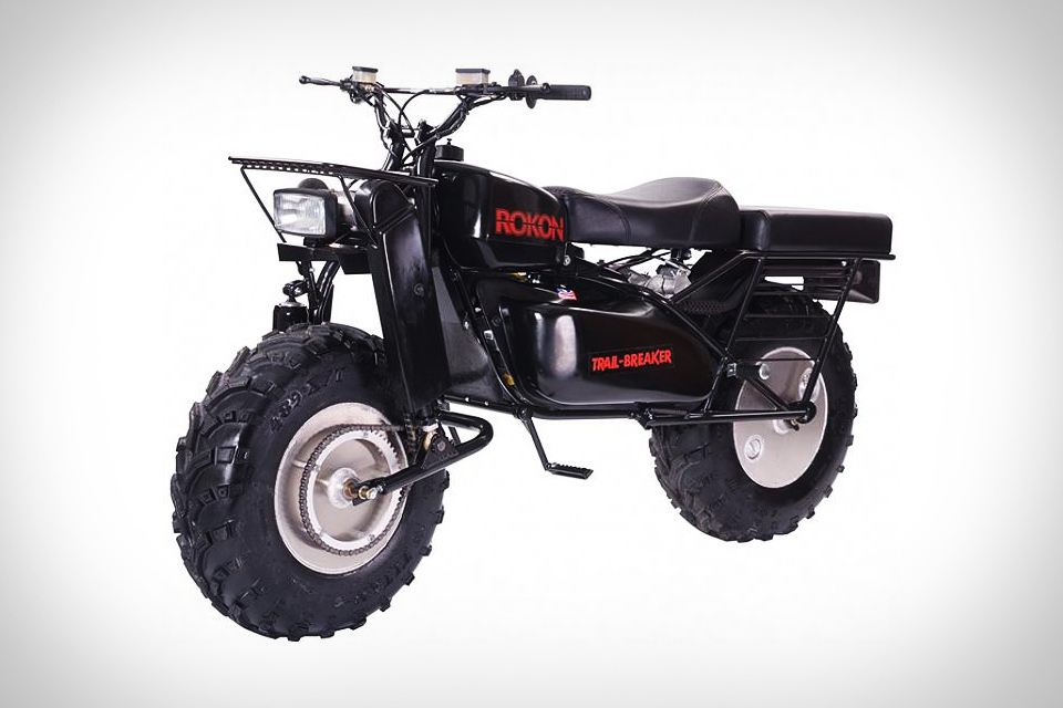 Rokon Trail-Breaker Dirt Bike