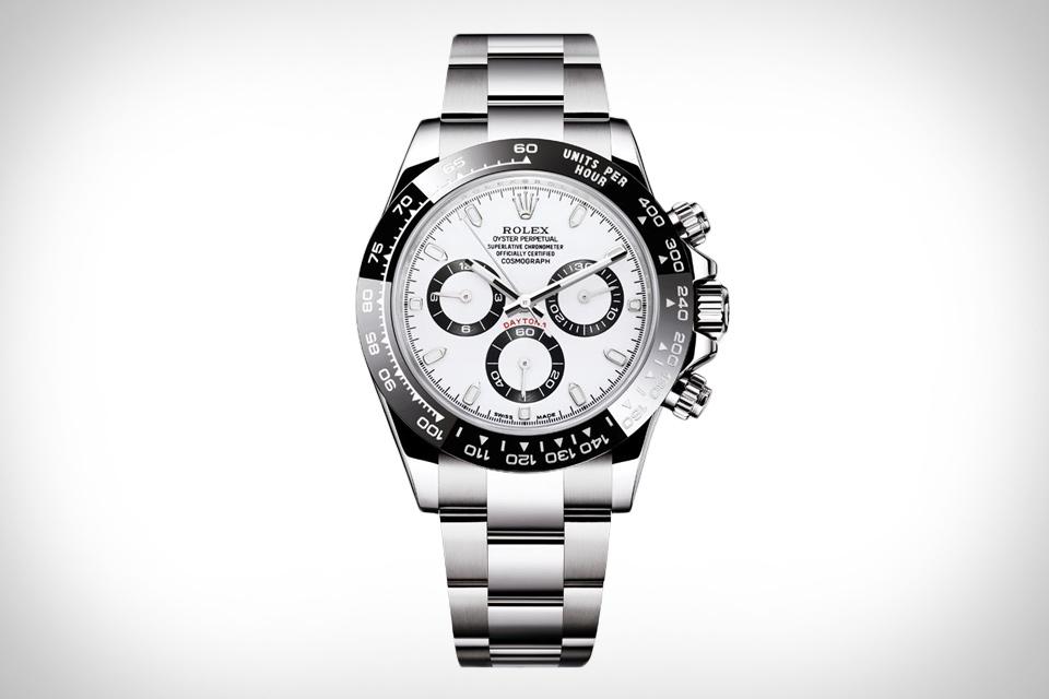 Rolex Cosmograph Daytona Watch Uncrate