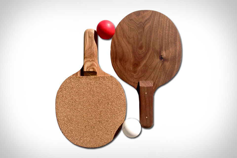 Stangler Ping Pong Paddle