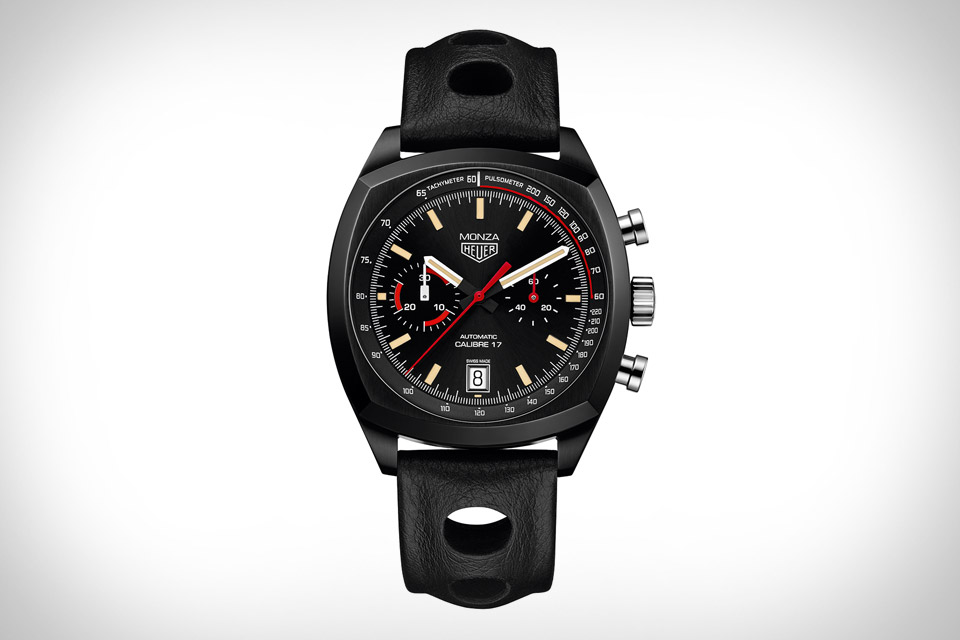 Tag Heuer Monza 40th Anniversary Watch