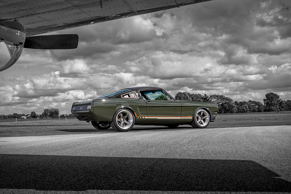 1965 Mustang Espionage