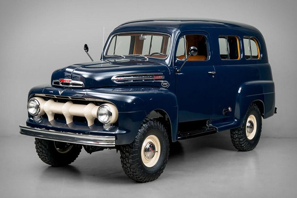 1951 Ford F1 Ranger Marmon-Herrington