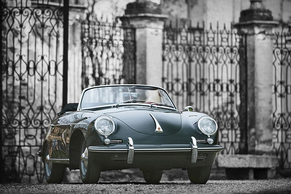 1961 Porsche 356 B Roadster
