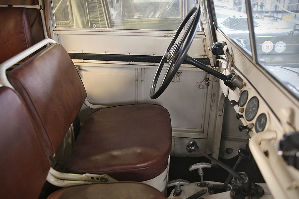 1962 Fiat 1101A Campagnola