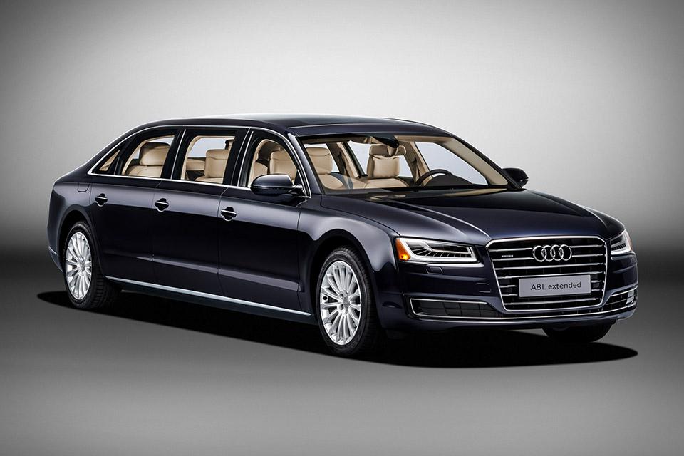 Audi A8 L Extended | Uncrate