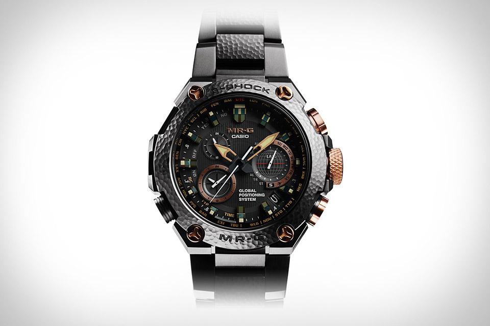 Casio G-Shock MR-G Hammer Tone Watch