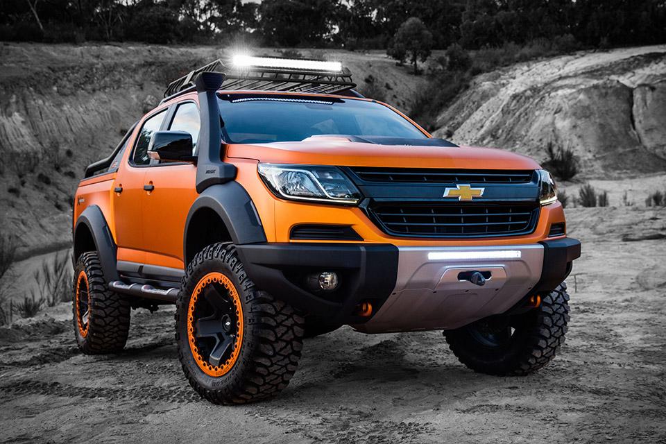 Chevrolet Colorado Xtreme Truck | Uncrate