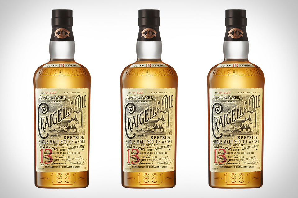 Craigellachie 13-Year-Old Scotch Whiskey