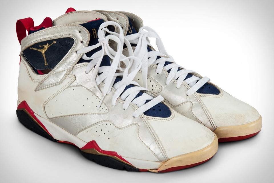 Michael Jordan's Dream Team Sneakers