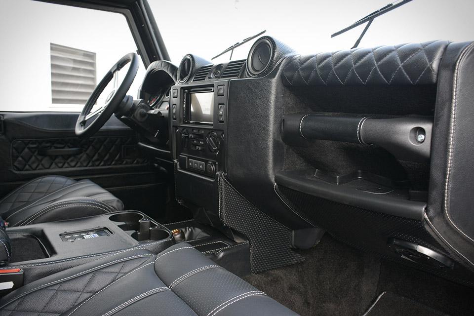 East Coast Defender Beast SUV