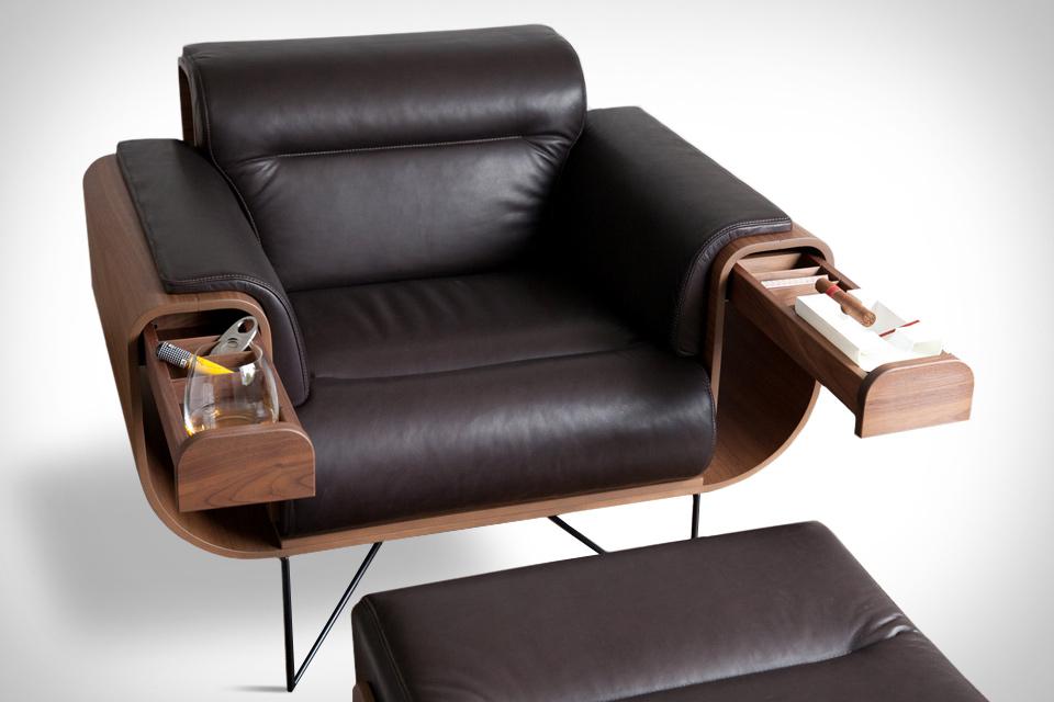 Astounding El Purista Smokers Armchair Uncrate Inzonedesignstudio Interior Chair Design Inzonedesignstudiocom