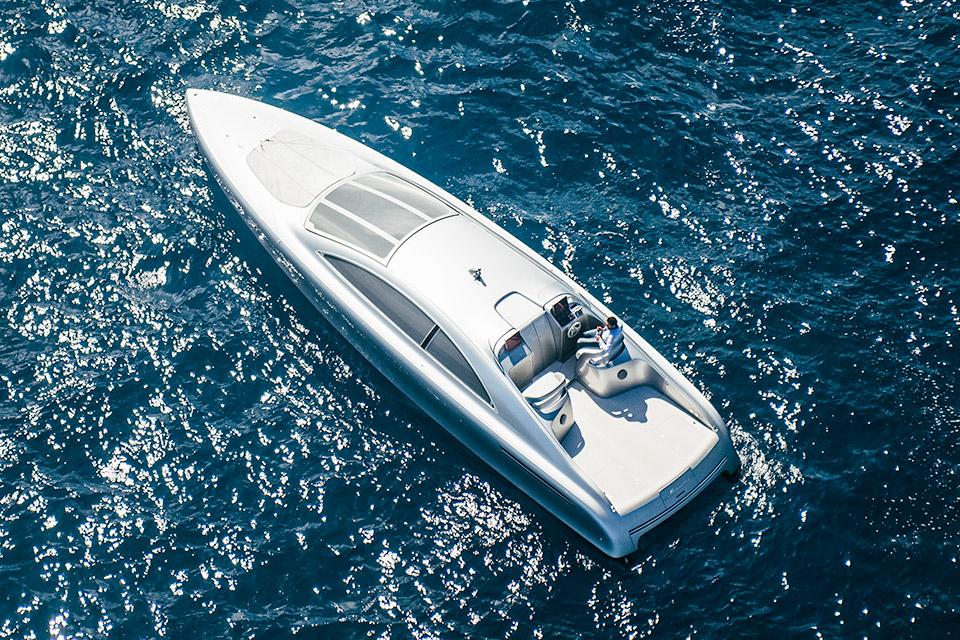Mercedes-Benz Granturismo Arrow Yacht