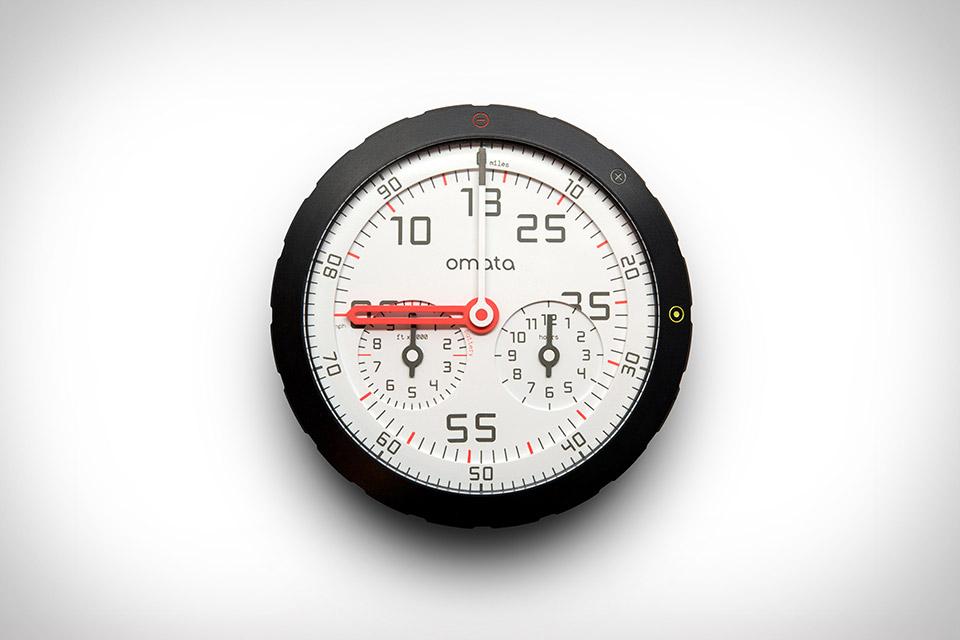 Omata One Bike Speedometer