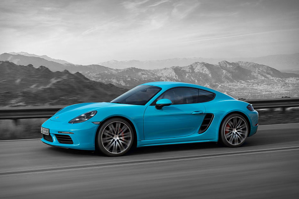 2017 Porsche 718 Cayman | Uncrate
