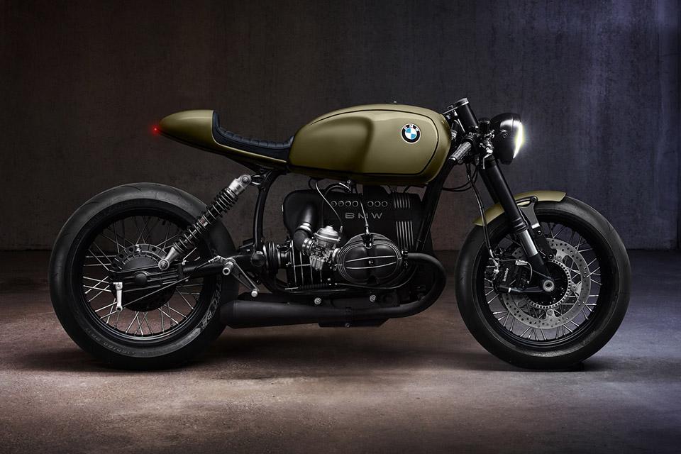 Diamond Atelier BMW Mark II Series Motorcycle