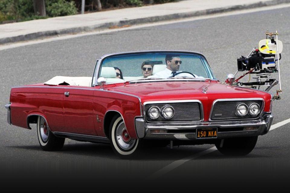 Don Draper's 1964 Chrysler Imperial